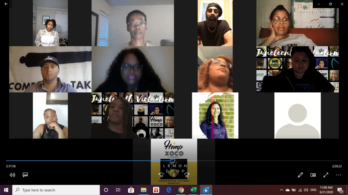 #Juneteenth   Juneteenth Virtuation Replay is Available!